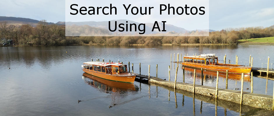Search for objects, scenes and locations in Google Photos - the content of images can be searched | rawinfopages.com