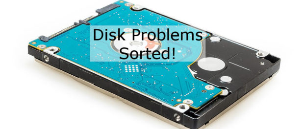 Solving disk problems in Windows 10 is sometimes easier than you might expect. You just need to know where to look for the solution.