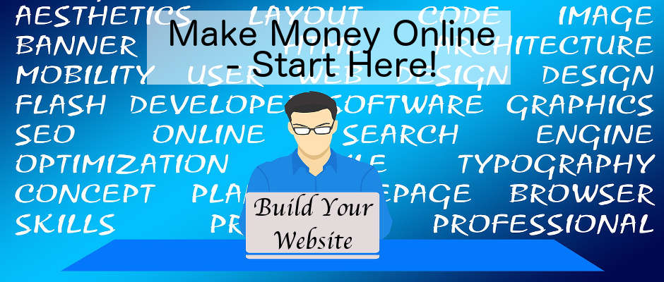 Build a website and start making money from it - everything you need to know to get started.
