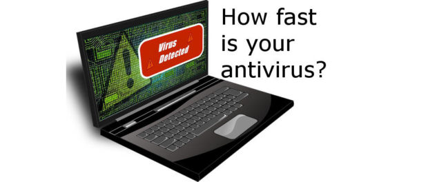 Speed is as important as security with antivirus software. The performance has been measured and there are winners and losers