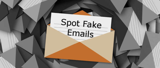 Learn the techniques you need to tell the difference between a real and a fake email. Spot phishing messages