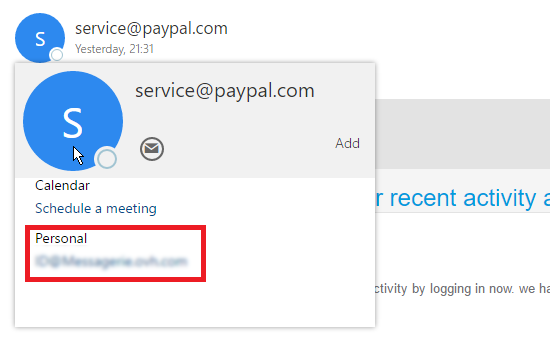Phishing is still common  See how to spot a fake email