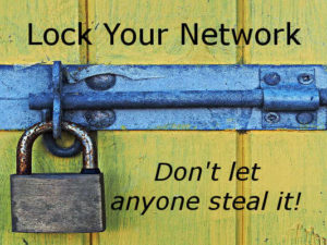 Is someone connecting to your Wi-Fi network and stealing the bandwidth? Stop unauthorised people from accessing your network