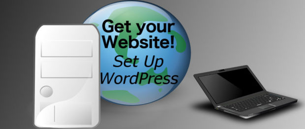 How to get web hosting and set up WordPress
