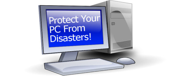 Protect your windows PC from disaster with these top tips