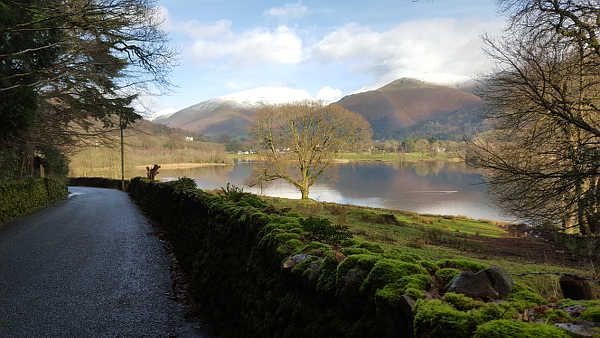 Grasmere in the Lake District