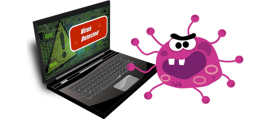 Computer viruses - how do you protect your computer from threats on the internet - stay safe!