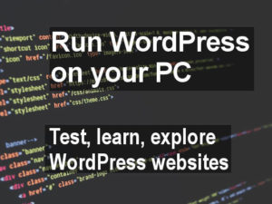 9 easy steps showing how to set up and run WordPress on your PC using VirtualBox