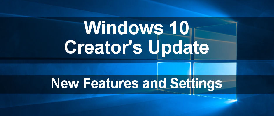 See the exciting new features in the Windows 10 Creator's Update, including Game Mode, game streaming and new settings features
