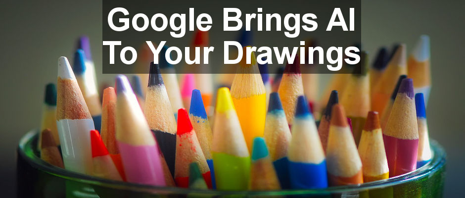 Google AutoDraw brings artificial intelligence and image recognition to drawing. It cleverly replaces your poor sketches with professional artwork