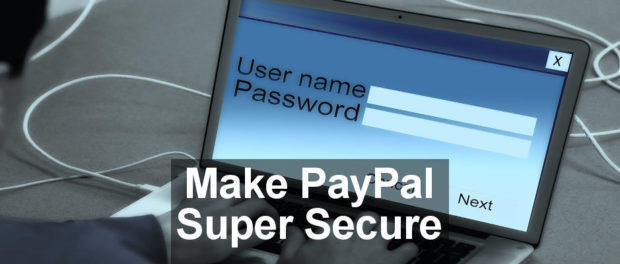 Secure PayPal with 2 factor authentication and make it much harder for hackers and thieves to access. Step by step guide to securing your account.