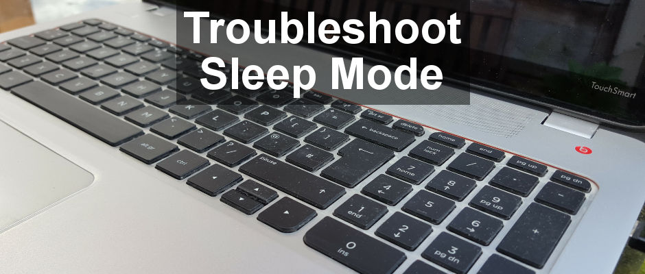 Troubleshoot sleep and hibernation on Windows PCs. The solutions to sleep problems are here. Enable or disable hibernation.