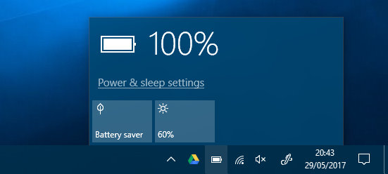 Reduce battery drain on Windows laptops with these best tips