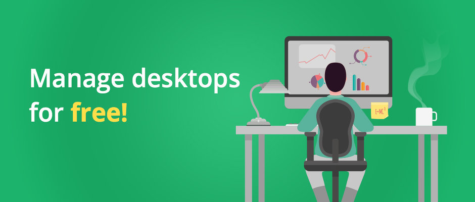 Manage desktop PCs
