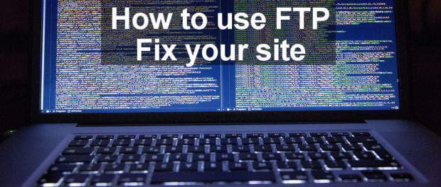 Everything you need to know about accessing your website using FTP, including how to fix bad plugins that stop you logging into WordPress admin.