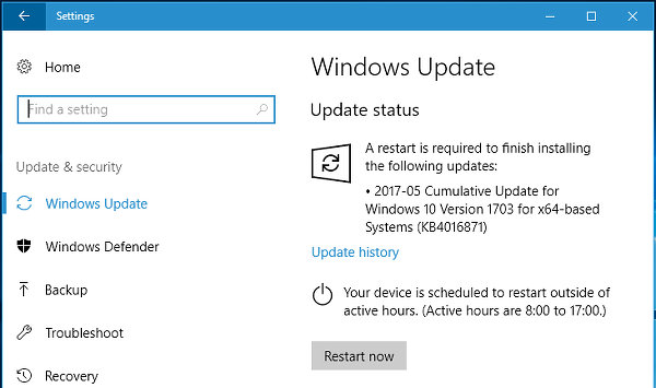 Use Windows Update to make sure you have the latest security patches