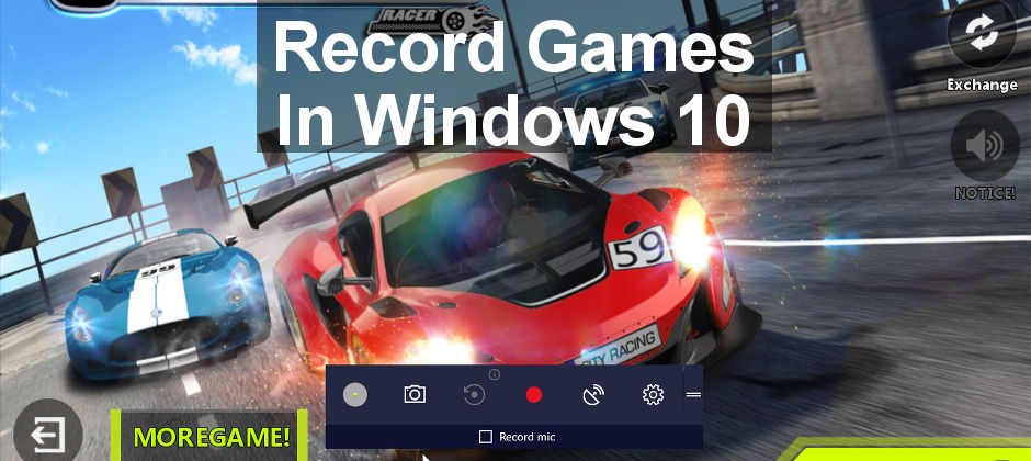 Share your game recordings made with Windows 10 Game bar