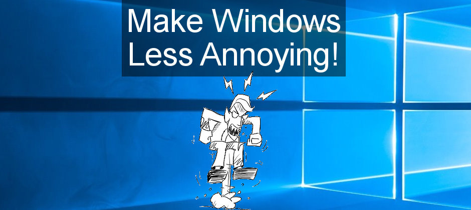 Stop Windows 10 irritations by tweaking these settings. Make it work the way you want it to, increase privacy and customise it to suit you better.