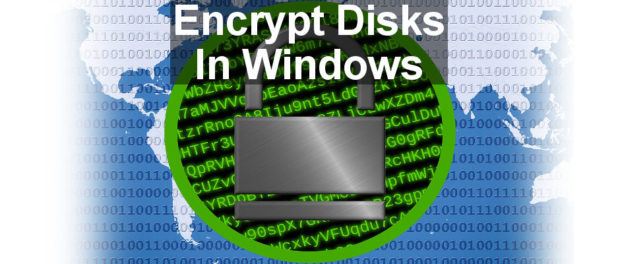 Encrypt external disks using VeraCrypt for Windows, a free open source program for securing your files and private documents.