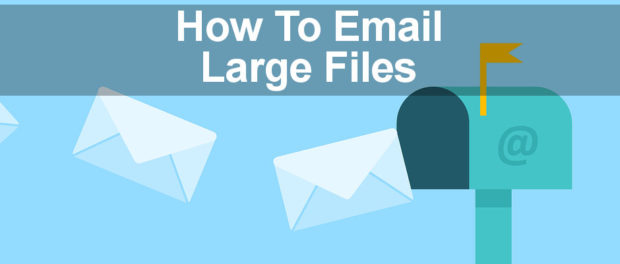 If you want to email a large file to someone, don't attach it to the message, use these free services to make it easier and faster.