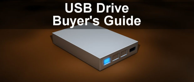A USB drive is one of the best add-ons you can buy for your computer and it has many uses. This guide shows what to look for when buying one.