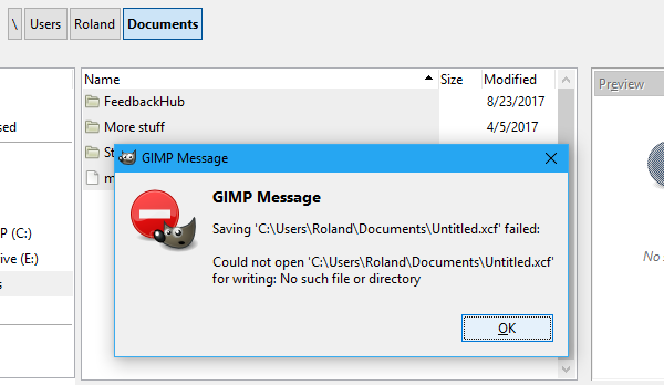 Controlled folder access prevents applications using Windows system folders
