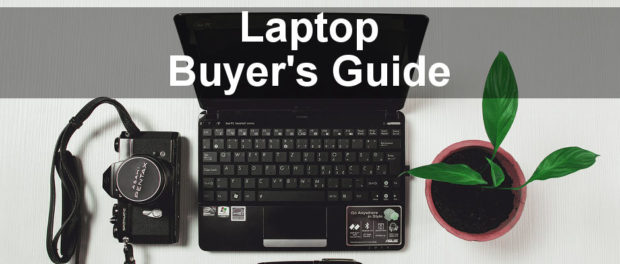 What features to look out for when shopping for a new laptop computer running Windows 10. Choose the best CPU, RAM, disk and other components.