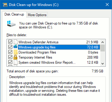 wise disk cleaner windows 10