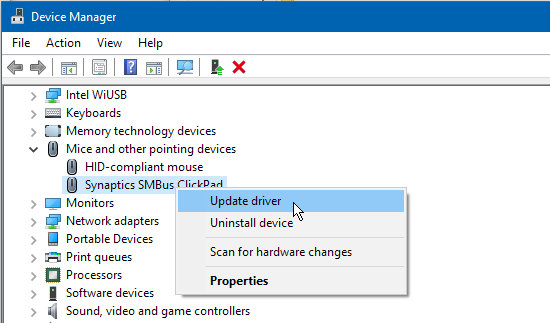 Updating the drivers on your Windows PC fixes security flaws