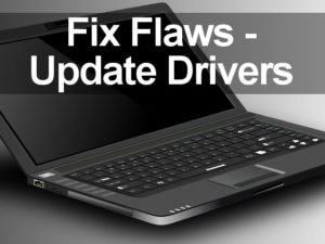 Fix security flaws and bugs in Windows by finding and installing driver updates.