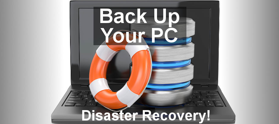 How to protect your PC from disk disasters by using EaseUS Todo Backup Home