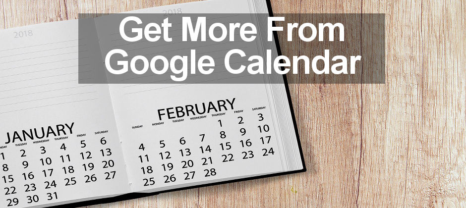 A guide to the new and changed features in Google Calendar. It has a more modern look thanks to the new design.
