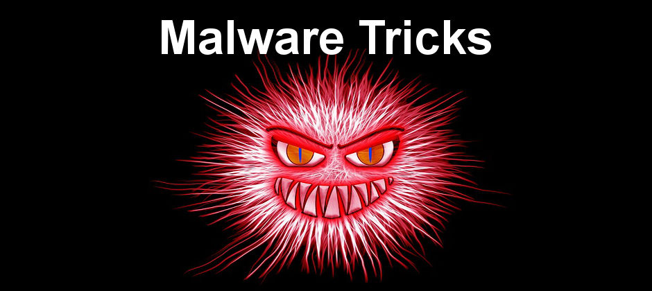 Malware tries to trick you into buying software you might not need