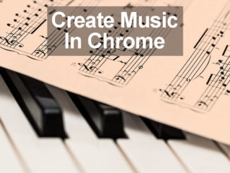 Song Maker is a new Google Chrome Music Lab experiment and it enables you to create music by pointing and clicking.