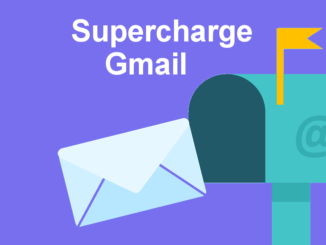 Boost Gmail features and functions by installing useful add-ons that access the web services you use.