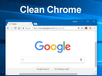 How to use Chrome browser's built in tool to clean harmful software off Windows computers, plus a downloadable cleanup tool.