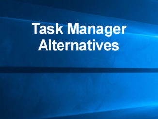 Great alternatives to Task Manager on Windows PCs that provide more information and more control