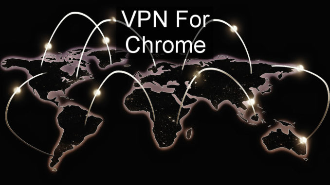 PureVPN Chrome extension tested and it works quite well