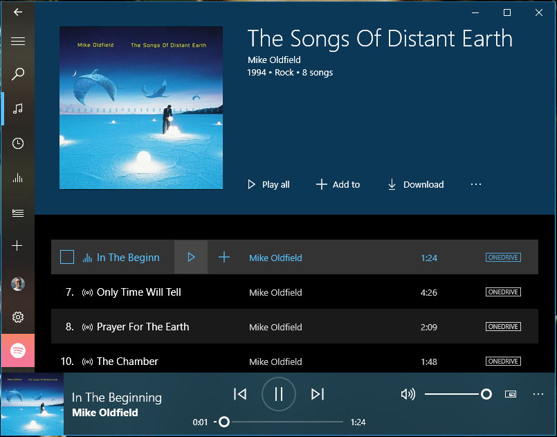 Fresh updates make Groove Music on Windows 10 worth another look