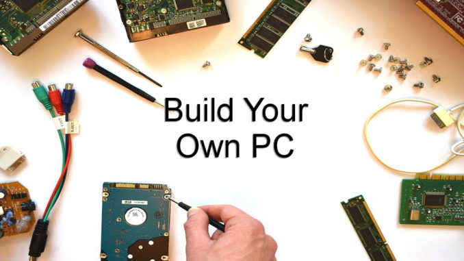 Is It Cheaper To Build Your Own Pc